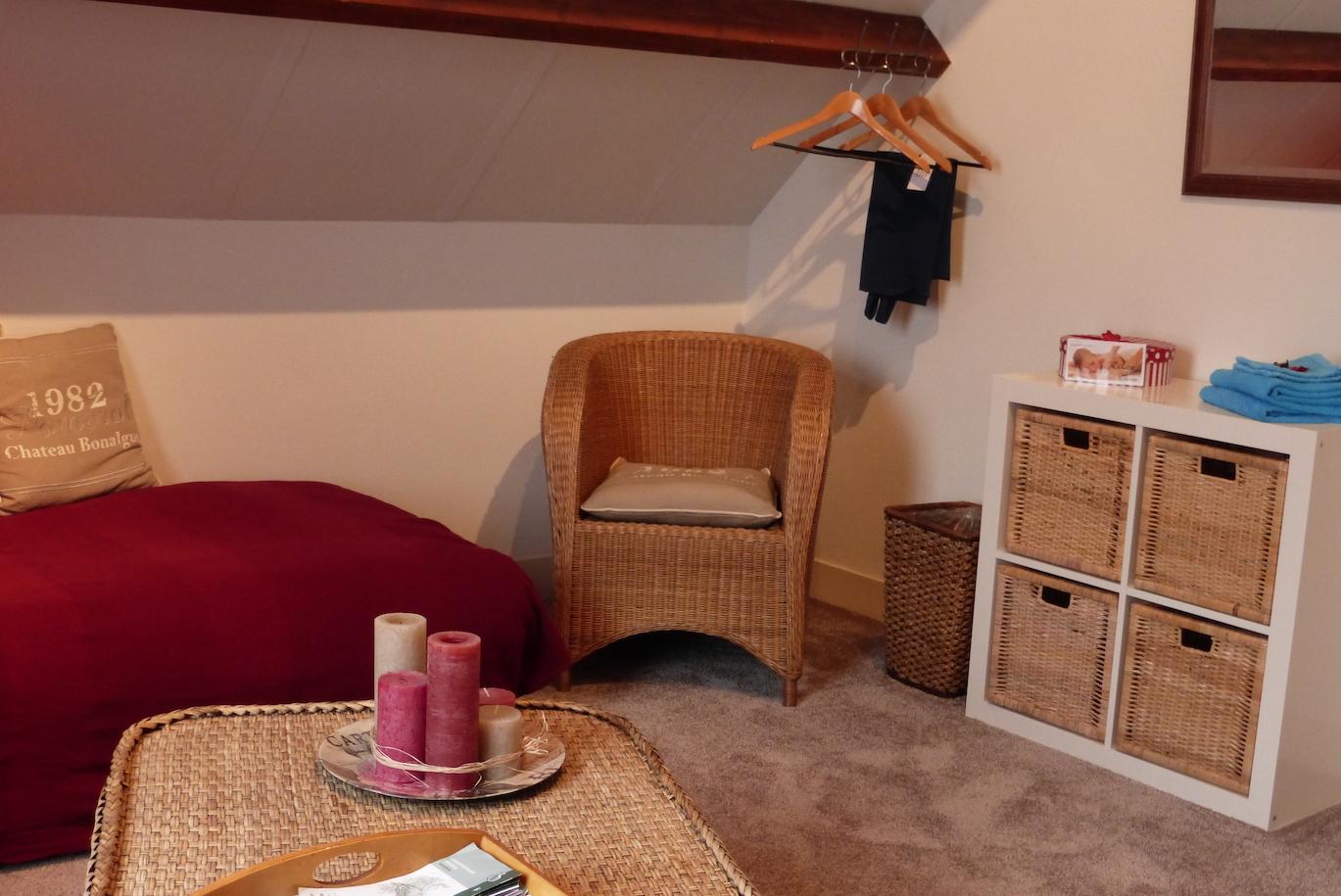B b rockanje bed en breakfast berkenrode b en b in rockanje aan zee - Hoe aparte een kamer in twee ...